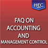 FAQ on accounting and Management control